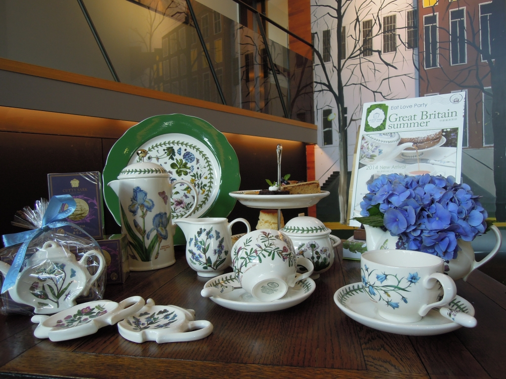 迷藏2014藝術節-維多利亞英式下午茶體驗