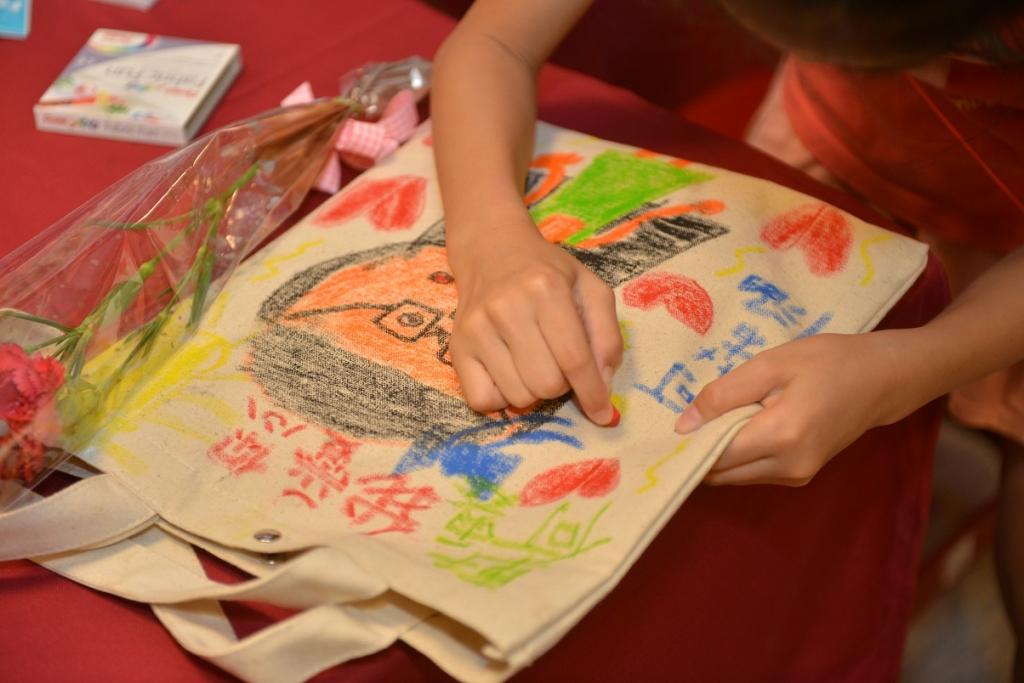 溫馨母親節–包包傳遞愛活動