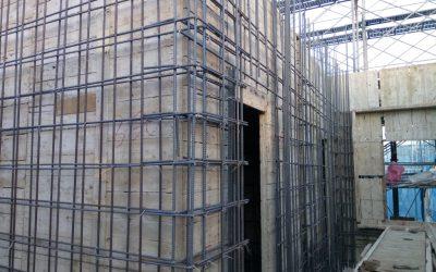 R2F牆面鋼筋