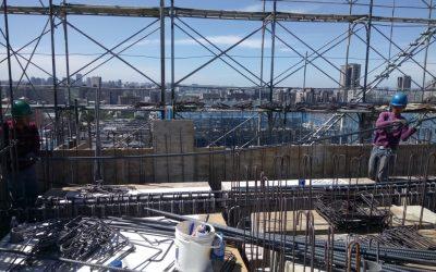 R3F樑鋼筋組立