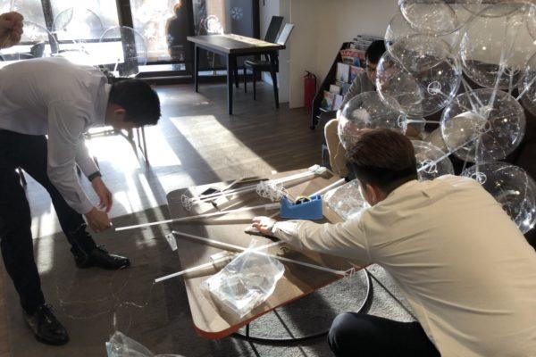 純手工透明氣球