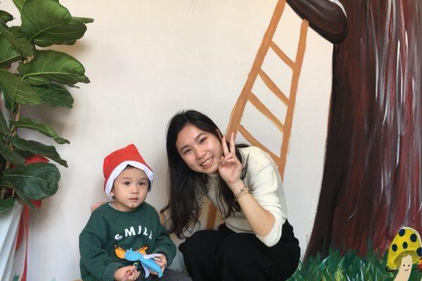 聖誕帽合照1