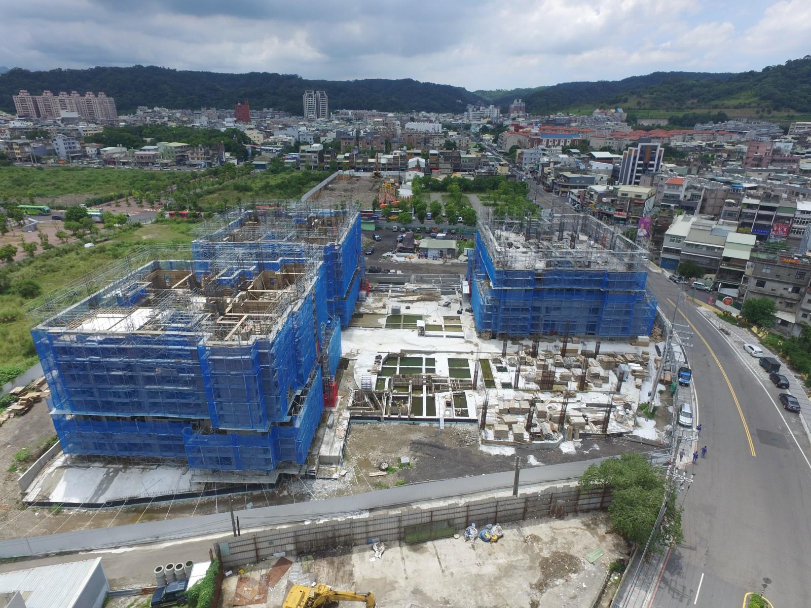 2018.08.22四樓頂板完成